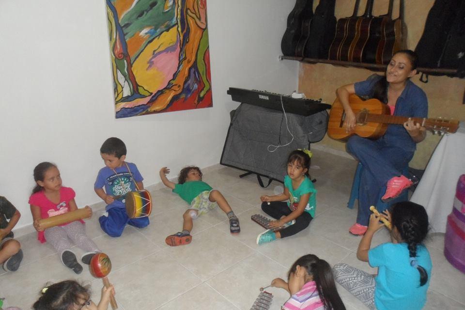 Musica Vacaciones artisticas