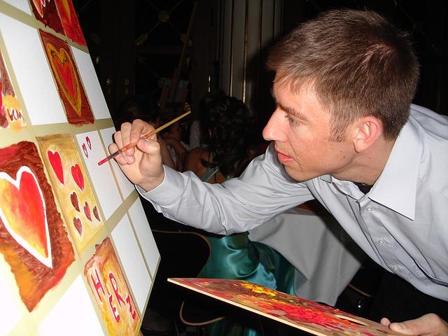 El arte en la casa